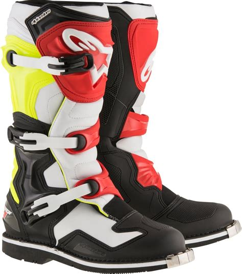 ride tech motorcycle boots 115 27 alpinestars mens tech 1 ce boots 231036
