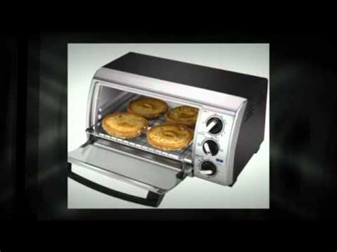 Black And Decker Countertop Oven Tro480bs by Black Decker Tro480bs Toast R Oven 4 Slice Toaster Oven