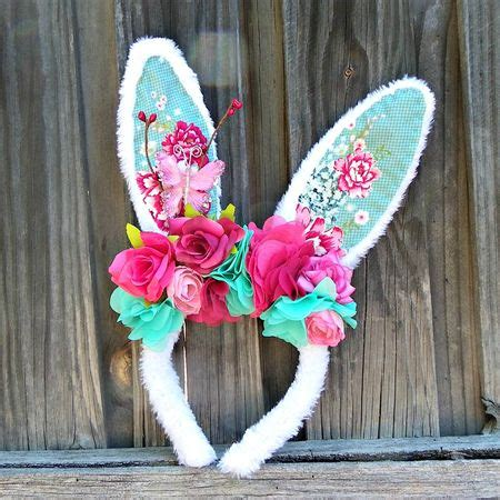 diy bunny ears for from mane n