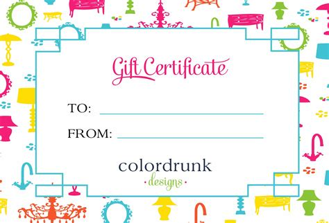 Search Results For Gift Certificate Templates Fill In Calendar 2015 Fill In Gift Certificate Template
