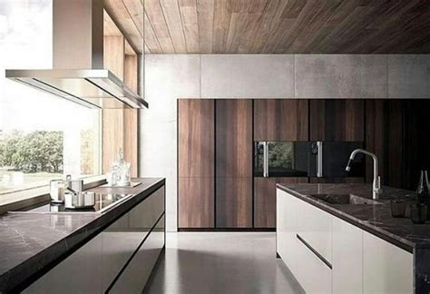 cuisines deco  amenagement interieur styles plans