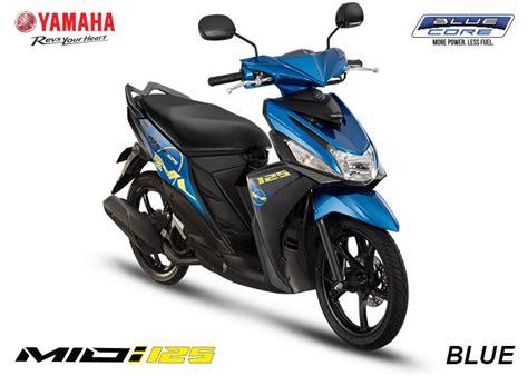 Lis Striping Yamaha Mio M3 Bluecore 2015 Putih Warna Dan Striping Yamaha Mio I 125 Mio M3 Bluecore