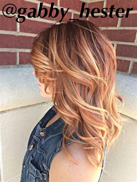 what color toner would you use on copper hair 1000 id 233 es sur le th 232 me m 232 ches blondes fraises sur