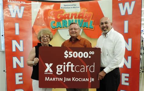 San Antonio Sweepstakes - dvids images joint base san antonio randolph shopper wins 5 000 gift card in