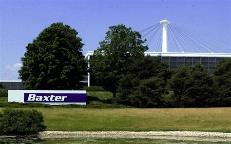 Baxter International Mba Track by Baxter To Split Into Biopharmaceuticals Products