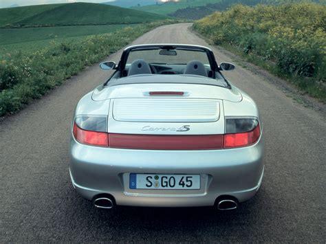 Porsche 996 Horsepower by Porsche 911 Carrera 4s Cabriolet 996 Specs Photos
