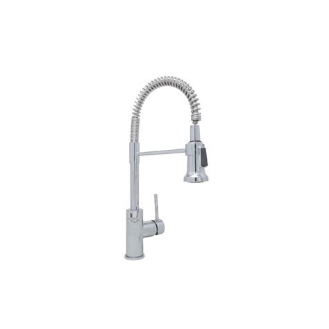 Mirabelle Kitchen Faucets Faucet Mirxcps101cp In Polished Chrome By Mirabelle