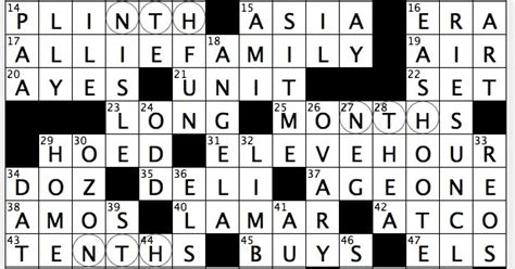 Brief Word Crossword Clue Rex Does The Nyt Crossword Puzzle Travolta S Saturday Fever Thu 11 5 15