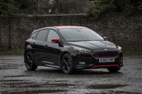 small cars black ford uk shows special edition small car trio carscoops