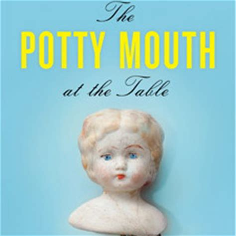 potty mouthed big thoughts from brains books book review the potty at the table