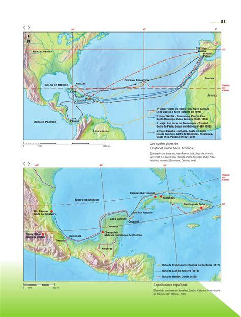 atlas ilustrado de cristobal 8467708247 historia 4o grado by rar 225 muri issuu