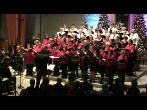 st mark catholic church christmas musical adult choir