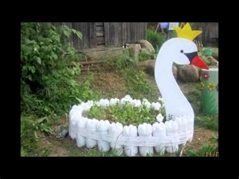 imagenes de jardines con reciclado decoracion de jardines con cosas recicladas