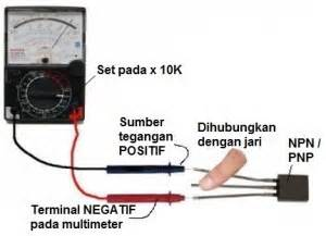 cara mengetahui kaki transistor pnp dan npn transistor npn yang dihubungkan dengan kaki emitor dan kolektor adalah 28 images syarifuddin