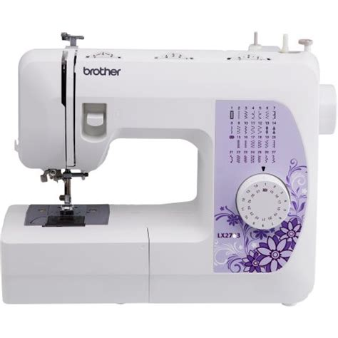 sewing roup anniston al brother 27 stitch sewing machine lx2763 walmart com