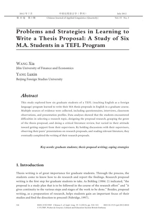 mfa thesis abstract creative writing thesis proposal 187 original content