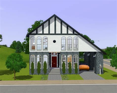 bachelor house mod the sims the successful bachelor s house 2bed 1bath