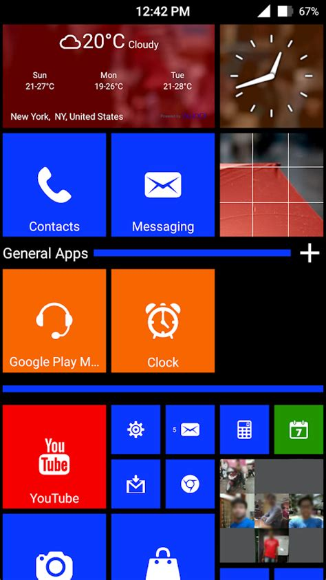Themes App 2018 | metro style launcher 8 theme 2018 android apps on