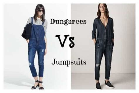 Vs Jumpsuit dungarees vs jumpsuits which one is for you ilovejeans