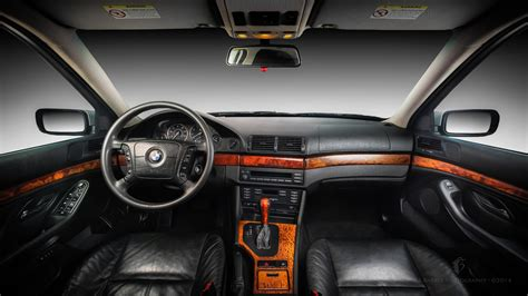 Interior Accents Bmw E39 Interior With Vavona Wood Accents R E Barber