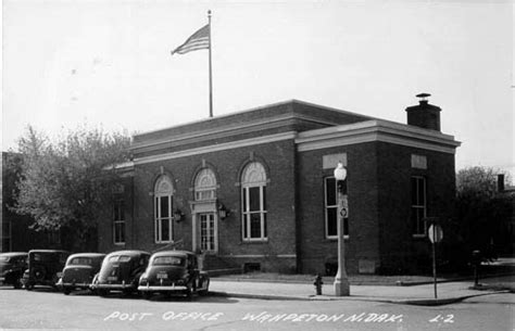 West Richland Post Office by Postcards From Richland County Dakota