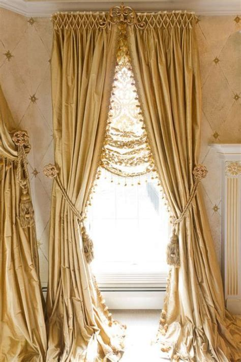 gold silk drapes 47 best red curtains images on pinterest curtains