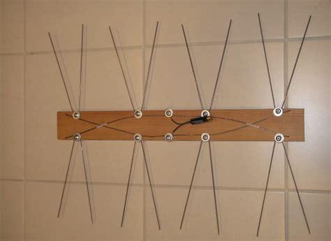 coat hanger   antenna  solid