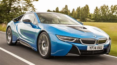 radical new bmw i8 hybrid sports car driven youtube