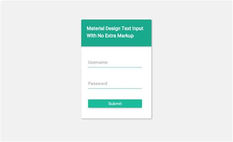 pinterest layout with css how to create a beautiful material design login form with