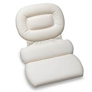 buy three panel bath pillow from bed bath beyond