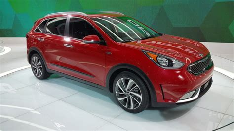 Kia Top 40 2017 Kia Niro Picture 665953 Car Review Top Speed