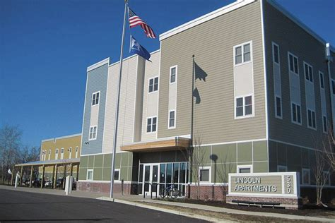 Indianapolis Housing Authority by Permanent Supportive Housing For Vets Opens In