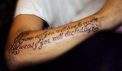 good quotes for tattoos for men 25 meaningful tattoos for which are inspirational
