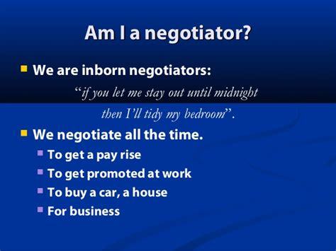 things to negotiate when buying a house negotiation skills key concepts when planning a negotiation