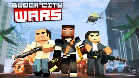 Block city wars is not an official application of mojang minecraft is