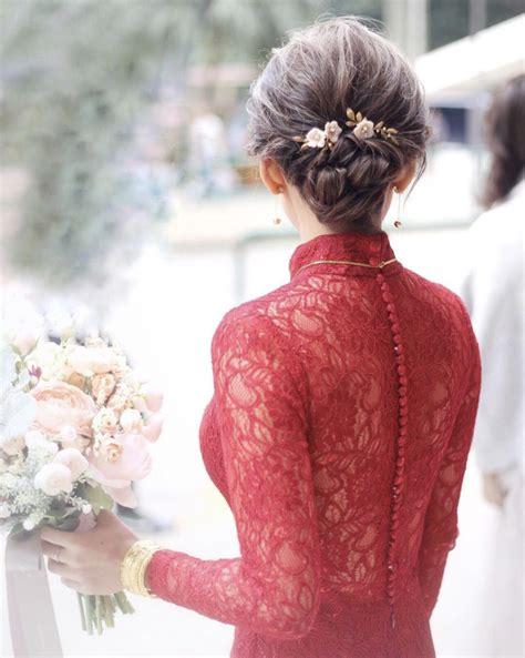 Wedding Hair Cocoa by Coco Gold Blush Floral Hair Pins Tania Maras Bespoke