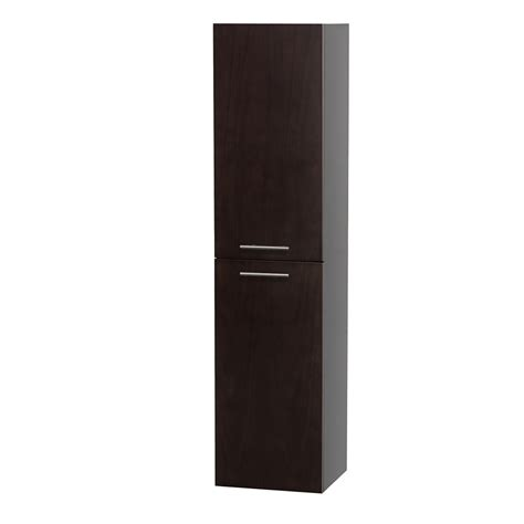 bathroom wall cabinet espresso bailey espresso wall cabinet zbathroomgallery