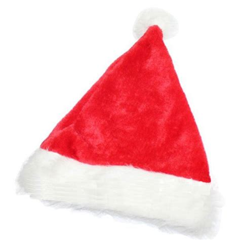 fluffy soft christmas lint santa hat alex nld