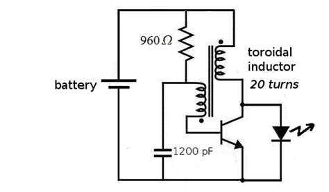 inductor energy joules projects