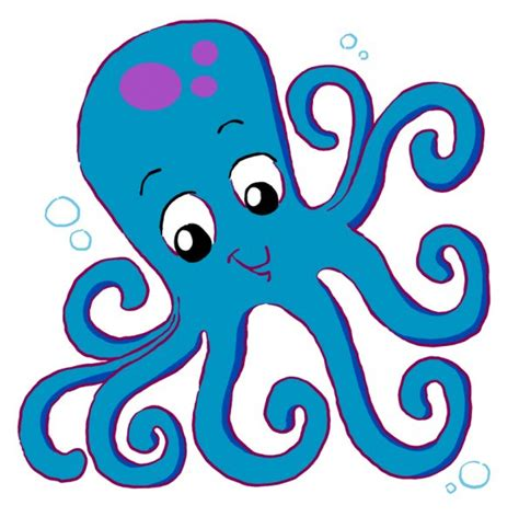 octopus clipart octopus coloring pages clipart free clip