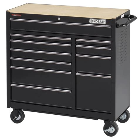 Lowes Tool Cabinet by Shop Kobalt 41 In X 43 In 11 Drawer Bearing Steel