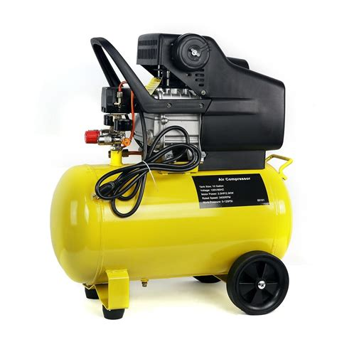 3 5 hp x 10 gallon air compressor 125psi adjustable pressure heavy duty ebay