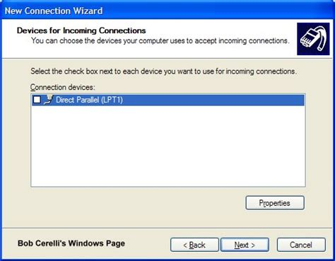 how to configure virtual host in xp tech tips how to setup vpn server in windows xp