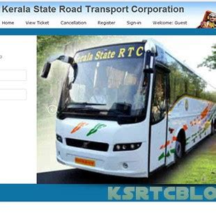Kerala Ksrtc Ticket Booking Official - kerala ksrtc ticket booking official 28 images ksrtc