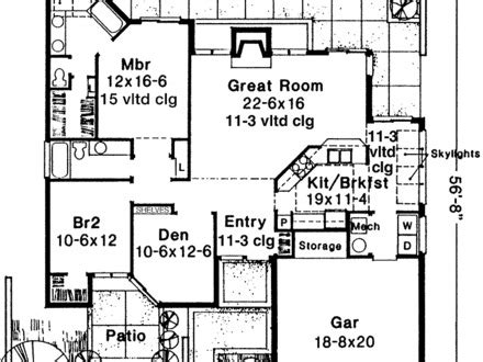 small house plans under 1200 sq ft 1500 square feet 2 bedroom house plans houses under 1500