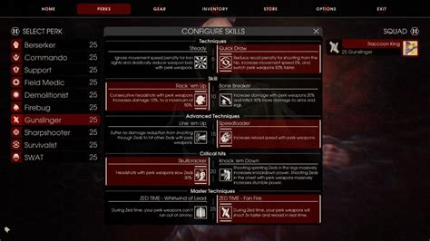 killing floor 2 the meta gunslinger guide