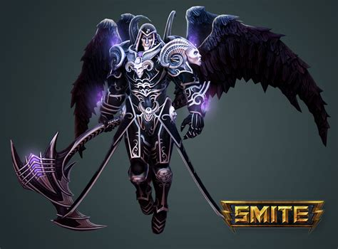 smite thanatos patch notes and code giveaway nerd reactor