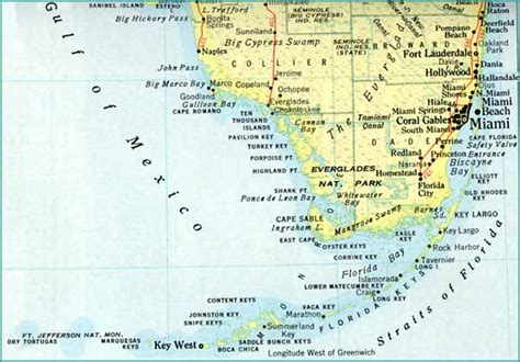 map of the islands and florida florida tid bits the florida