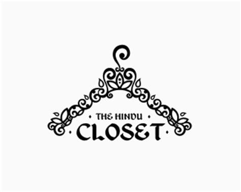 Closet Logo Design by The Hindu Closet Designed By Ancitis Brandcrowd