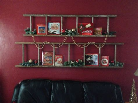 Ladder Decoration Ideas by Decorating Ladders Ideas Decorating